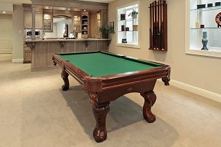 Professional pool table installers in Pittsburgh, Pennsylvania