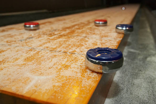 SOLO® Shuffleboard Movers Pittsburgh, Pennsylvania.