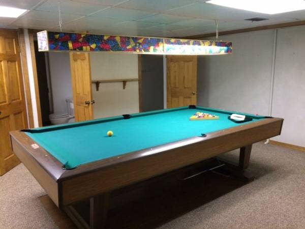 Pool Tables For Sale In Pennsylvanian Pittsburgh Pool Table Movers - Brunswick brentwood pool table