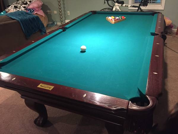 Pool Tables For Sale In Pennsylvanian Pittsburgh Pool Table Movers - Connelly pool table disassembly