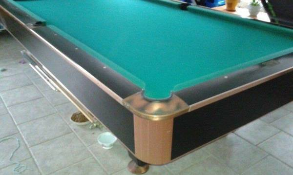 Pool Tables For Sale In Pennsylvanian Pittsburgh Pool Table Movers - Brunswick gold crown pool table