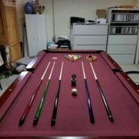 Presidential Billiards Addison Pool Table