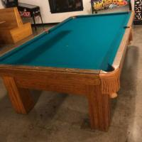 9ft. Pool Table