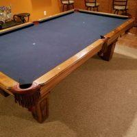 Olhausen 8Ft Slate Pool Table