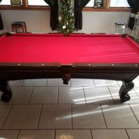 Pool Table Is In Very Good Condition