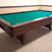 Slate Top Pool Table From 1974