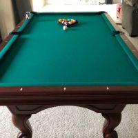 8' Eclipse Billiard Pool Table
