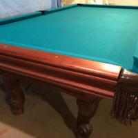 Leisure Bay Billiards Table