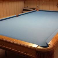 Pool Table 9 Foot