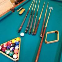 Pool Table Contender by Brunswick