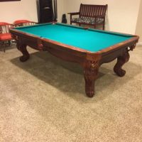 Connelly Pool Table 8Ft