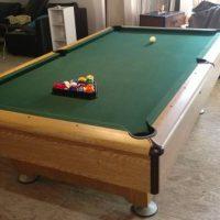 Pool And Ping Pong Table Combo