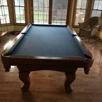 Legacy Billiards. 8' Pool Table