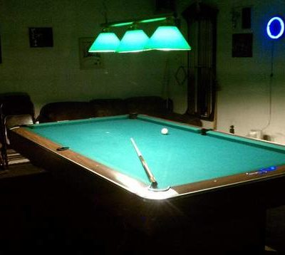 9ft Brunswick Monticello Pool Table