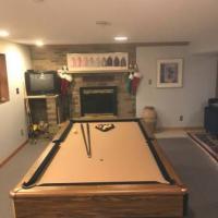 Pool Table, Pool Sticks, Pool Balls
