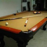 Barrington Pool Table