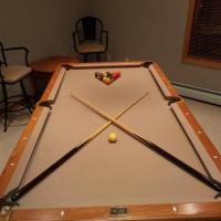 7' Brunswick Pool Table for Sale